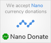 Learn how to donate Nano currency using Nano Donate